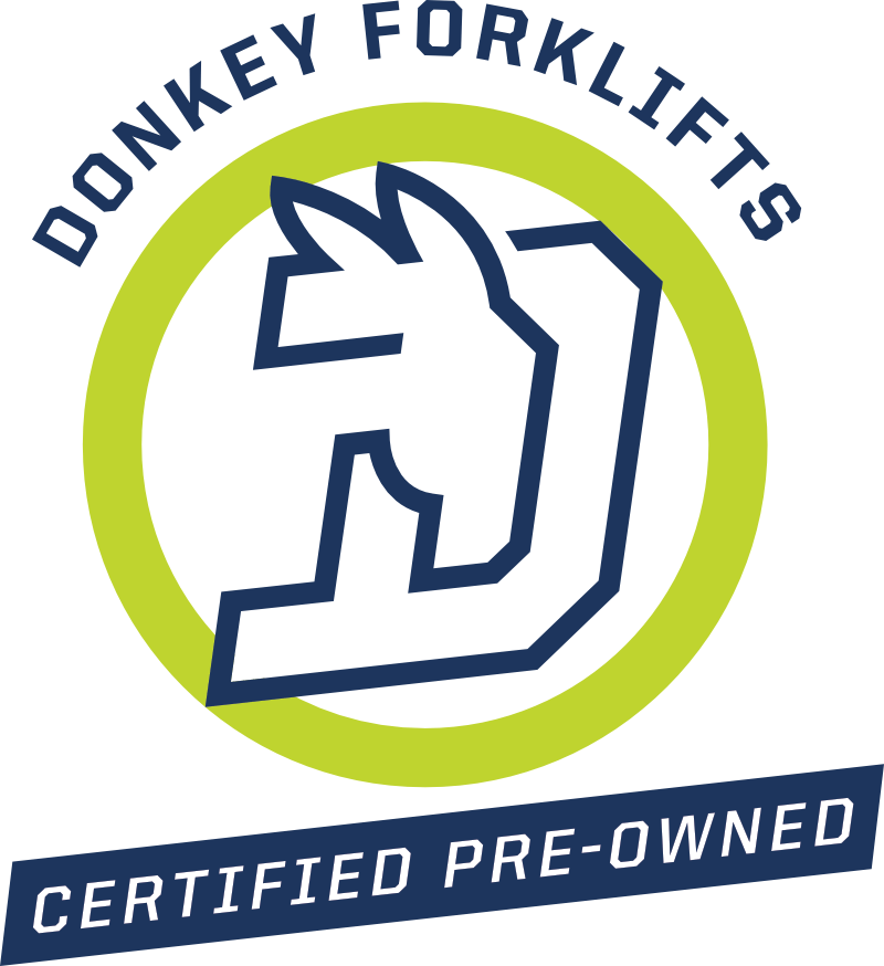 Donkey Forklifts | Certified Pre-Owned