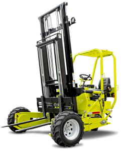 Truck-mounted forklifts - 4,000-4,500 pound capacity