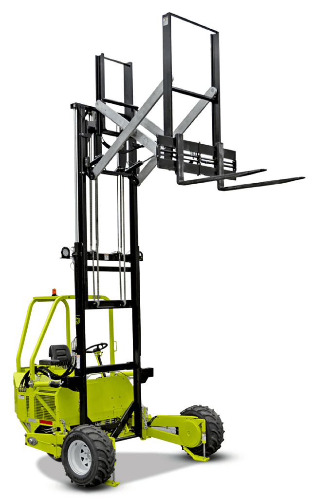 Donkey Truck-Mounted Forklift