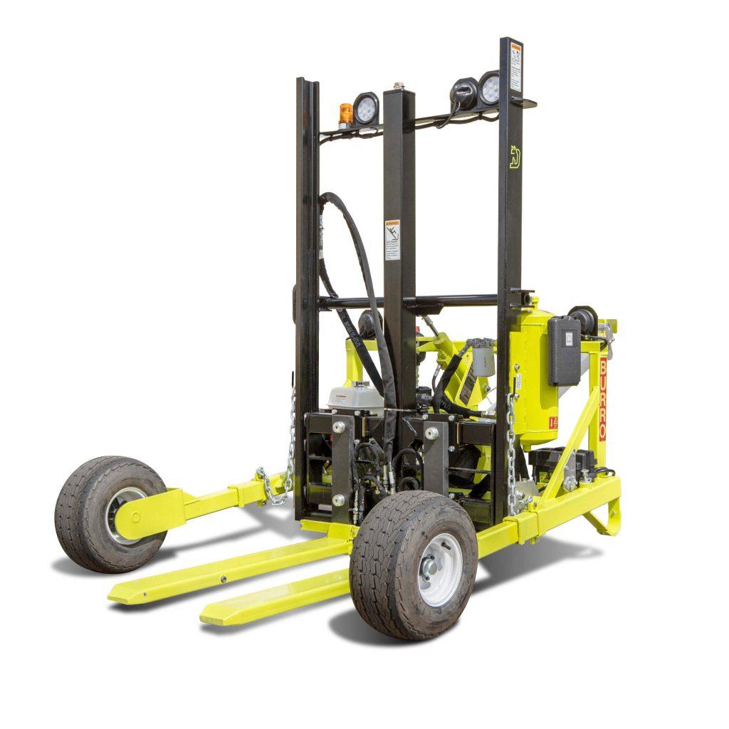 Burro Forklift by Donkey