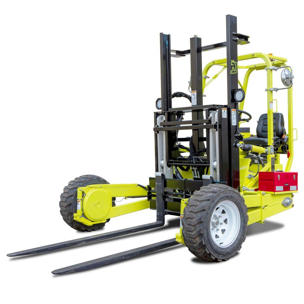 D12-3K Forklift by Donkey