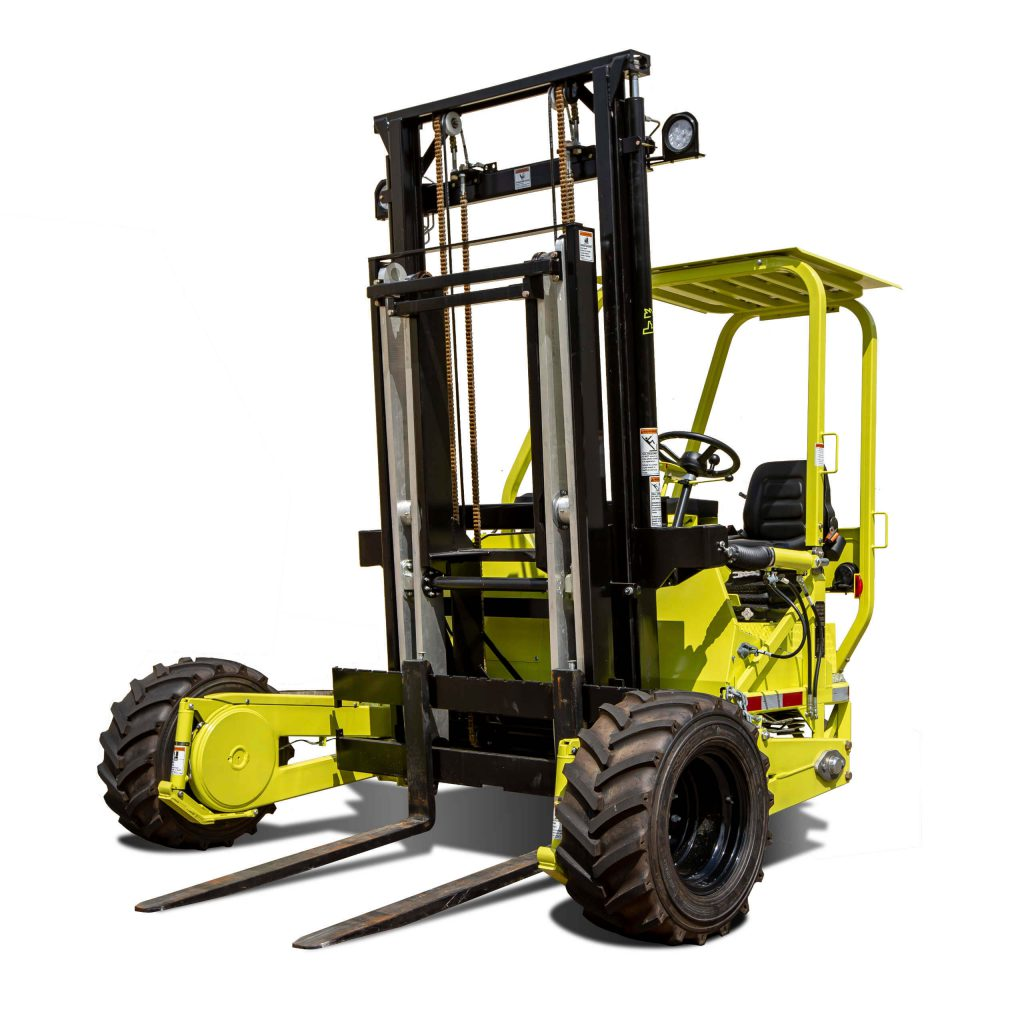D14-5.5K Forklift by Donkey