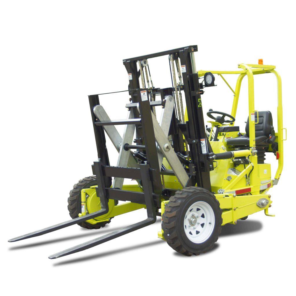 D12-4K LoPro Forklift by Donkey