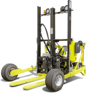 Truck-mounted forklifts - 3,000 pound capacity