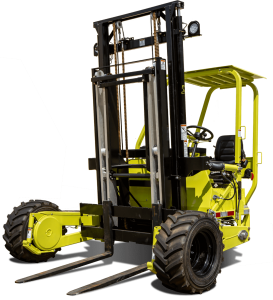 Truck-mounted forklifts - 5,000-5,500 pound capacity
