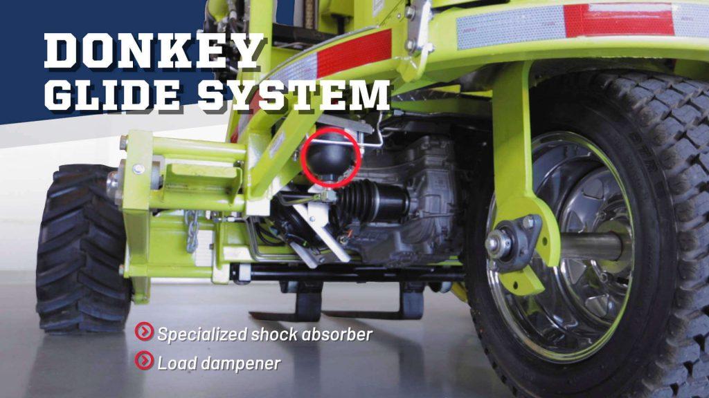 Donkey Glide System